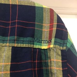 Marmot Shirts - Marmot Light Weight Flannel Shirt
